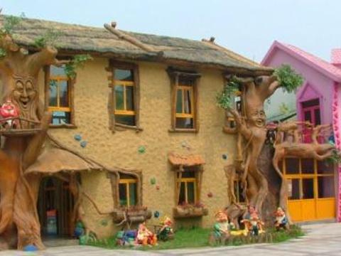 世际园欢乐谷旅游景点图片