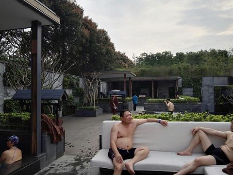 明谷行馆·温泉