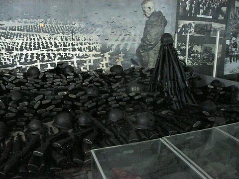 平壤军事博物馆旅游景点图片