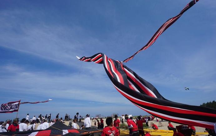 巴厘岛风筝节(Bali Kites Festival)
