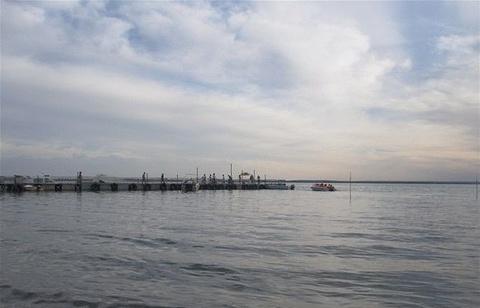 神湖的图片