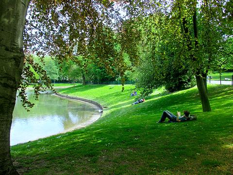 安特卫普城市公园