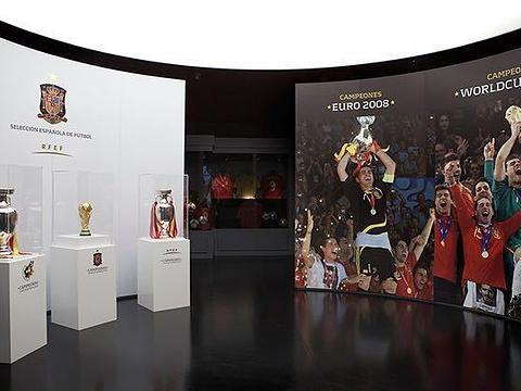 西班牙国家队博物馆旅游景点图片