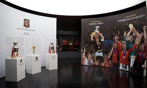西班牙国家队博物馆的图片