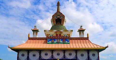 蓝毗尼德国寺