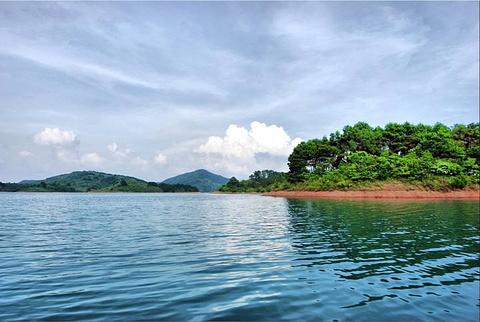 凤梧水库的图片