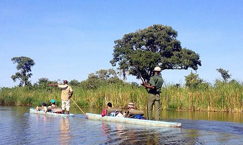 奥卡万戈三角洲旅游景点图片