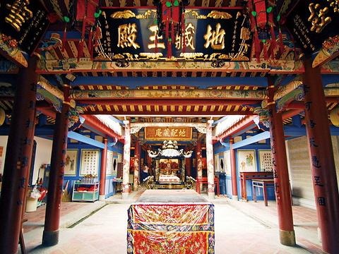 地藏王庙旅游景点图片