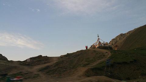乌孙山的图片