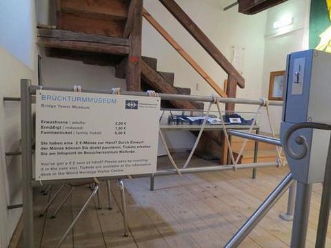桥塔博物馆旅游景点图片