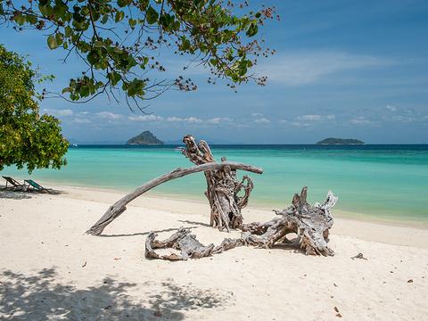 蓝通海滩旅游景点图片