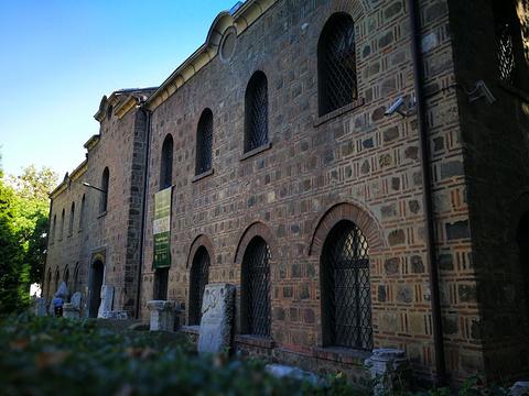 索菲娅国家考古博物馆旅游景点图片