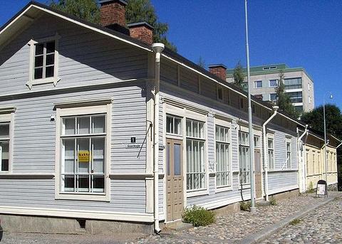 Amuri工人住房博物馆
