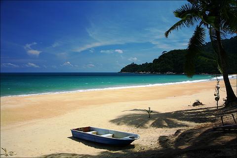 刁曼岛旅游景点图片
