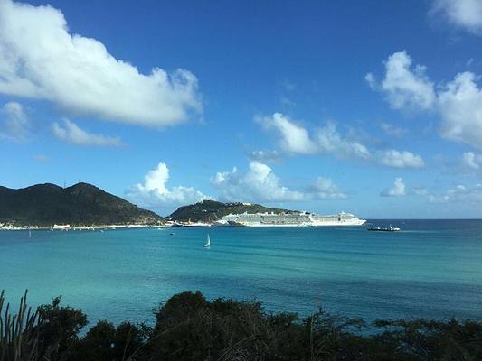 荷属圣马丁岛旅游景点图片