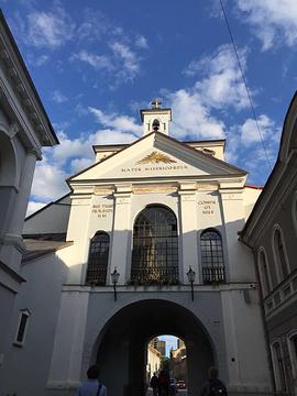 黎明之门和圣母玛利亚小礼拜堂