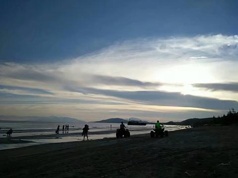 情人沙滩旅游景点图片