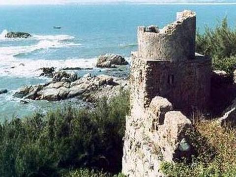 靖海炮台旅游景点图片