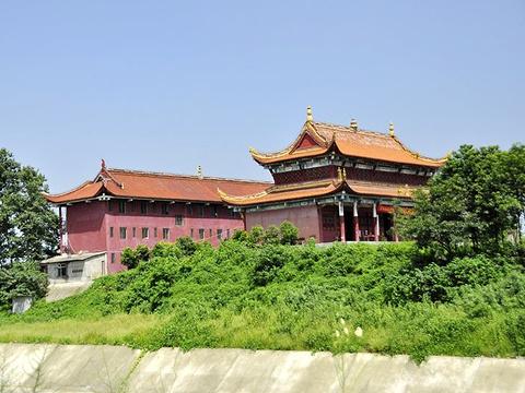 广汉白马寺旅游景点图片