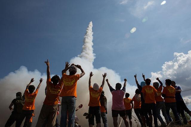 火箭节(Rocket Festival)