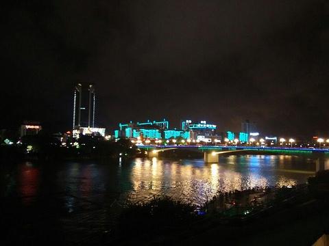 柳江夜游(柳航游船码头出发)