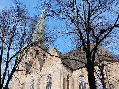 多特蒙德圣彼得教堂旅游景点图片