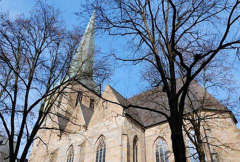 多特蒙德圣彼得教堂的图片