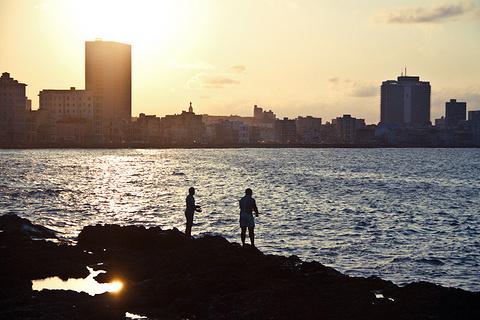 加勒比海地区旅游景点图片