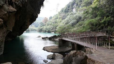 鹿寨香桥岩溶国家地质公园的图片
