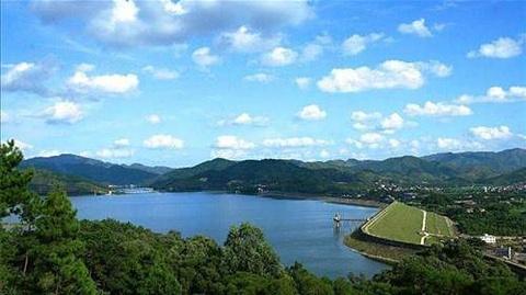 长潭岗景区的图片