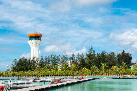 马累机场Hulhule岛旅游图片