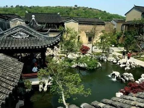 堂里古村旅游景点图片