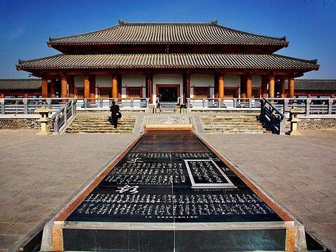 许慎文化园旅游景点图片