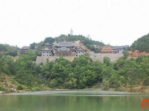 黄光山佛光寺旅游景点图片