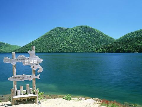然别湖旅游景点图片