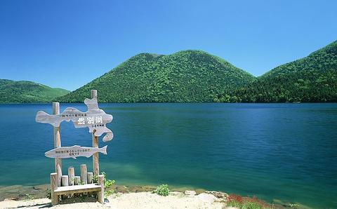 然别湖的图片
