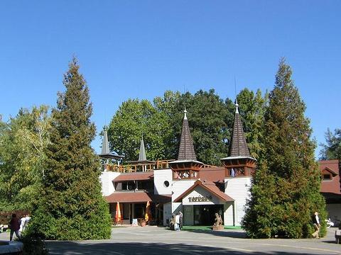 黑维兹温泉疗养湖旅游景点图片