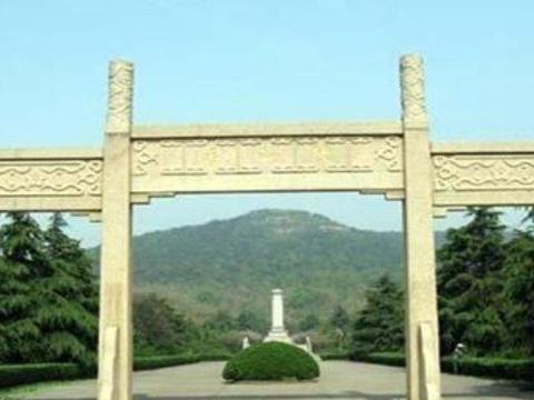 香山陵旅游景点图片