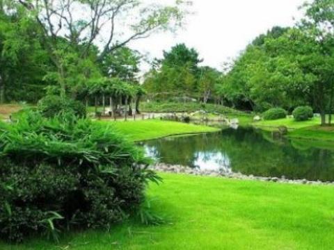 后花园(白虎涧)自然风景区旅游景点图片