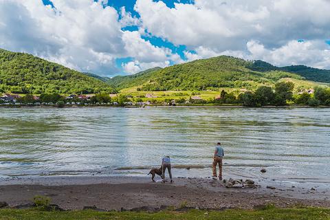 多瑙河畔克雷姆斯旅游景点图片