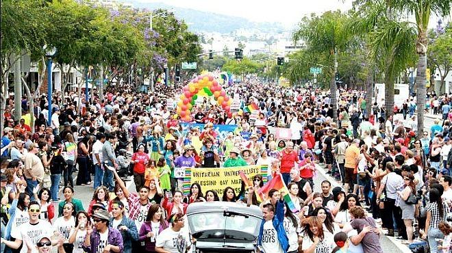 洛杉矶同志骄傲大游行