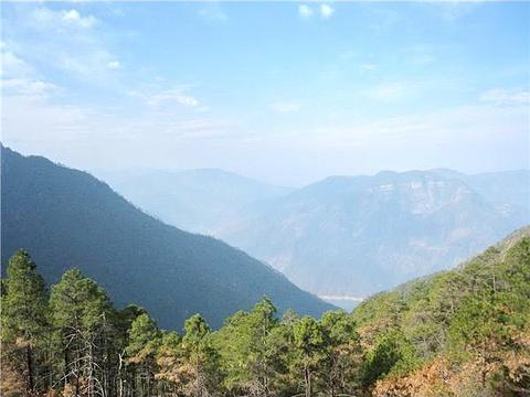 白坡山自然保护区旅游景点图片