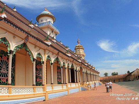 高台庙旅游景点图片