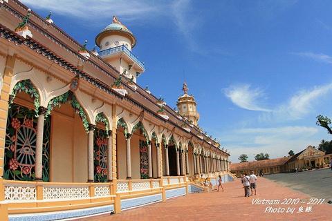 高台庙的图片