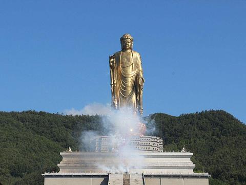 中原大佛景区旅游景点图片