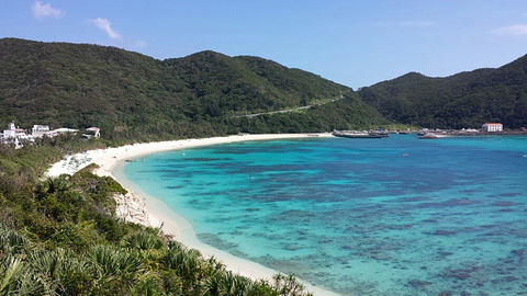 渡嘉敷村旅游景点图片