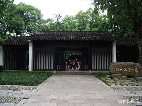 范文正公忠烈庙旅游景点图片