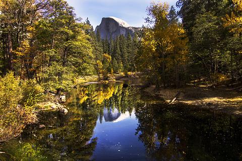 优胜美地国家公园旅游图片