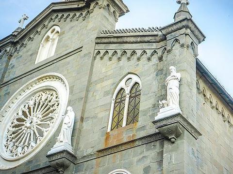 圣约翰洗礼教堂旅游景点图片