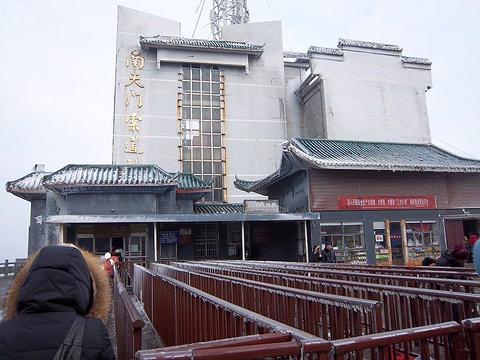 南岳索道旅游景点图片